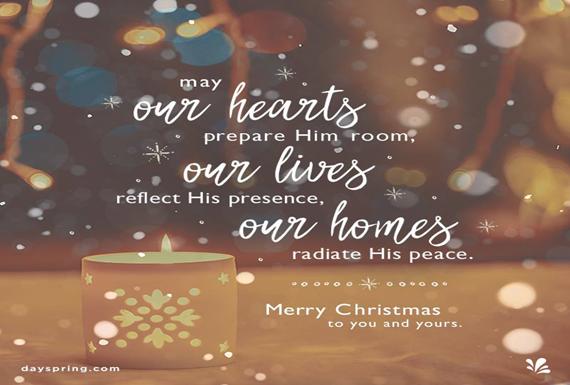DAYSPRING CHRISTMAS